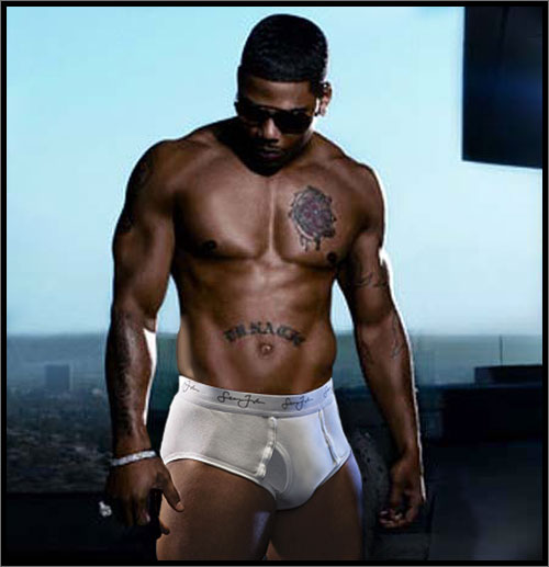 nelly tattoo. Nelly VS Record Label